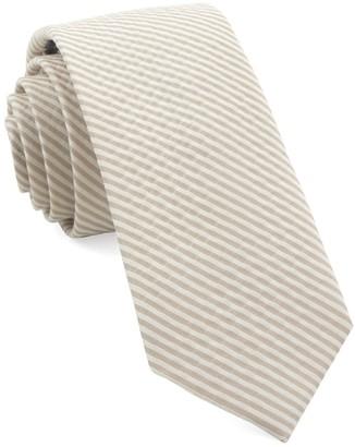 The Tie Bar Bhldn Silk Seersucker