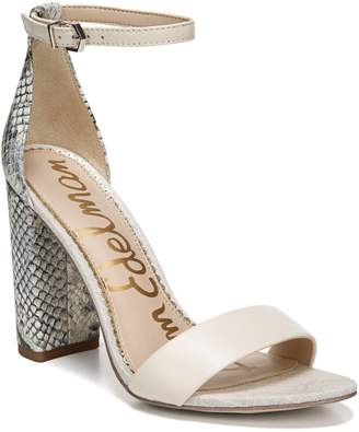 fd854664c Sam Edelman White Women s Sandals - ShopStyle