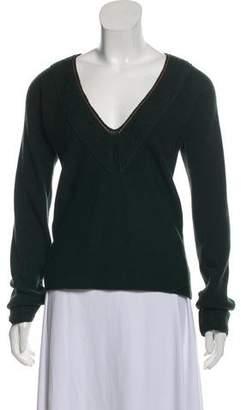 Fendi Merino Wool Knit Sweater