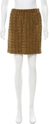 Claudie Pierlot Sequin Mini Skirt
