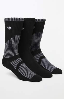 adidas Prime Mesh III 3 Pack Crew Socks