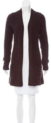 Theory Wool-Cashmere Blend Cardigan