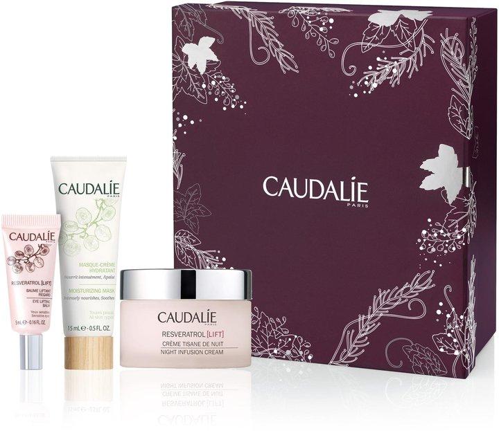 CAUDALIECaudalie Resveratrol Lift Night Cream Set