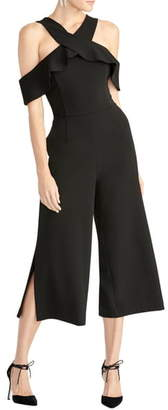 Rachel Roy Cold Shoulder Jumpsuit