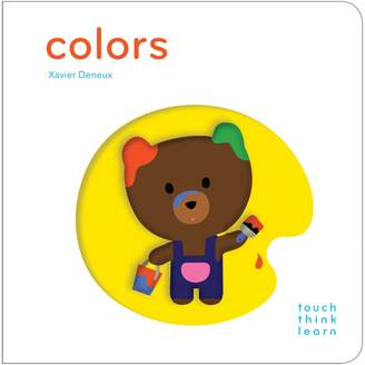 Chronicle Books 'TouchThinkLearn: Colors' Board Book