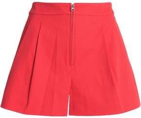 3.1 Phillip Lim Cotton-Blend Gabardine Shorts