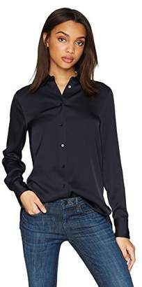 Vince Women's Slim Fitted Blouse