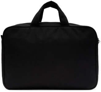 Comme des Garcons Homme Deux Homme Deux Black Large Briefcase