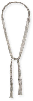 Auden Leighton Gold-Plated Scarf Necklace