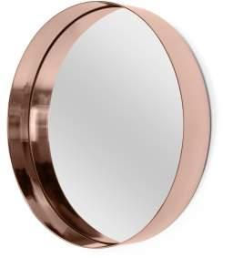 Camilla And Marc Alana Round Mirror 50 x 50 cm, Copper