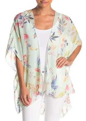 Emory Park Floral Kimono