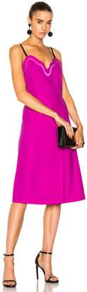 Carven Fragile Midi Dress