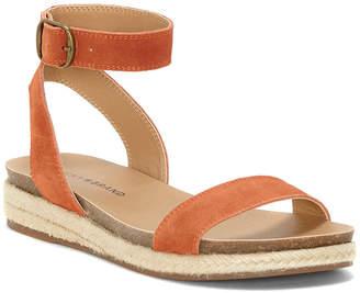 Lucky Brand Garston Suede Sandal