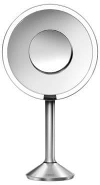 Simplehuman Round Sensor Mirror Pro - 5x, 10x Magnification