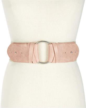 INC International Concepts I.n.c. O-Ring Stretch Belt, Created for Macy's