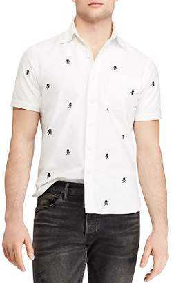 Polo Ralph Lauren Polo Embroidered Classic Fit Sport Shirt