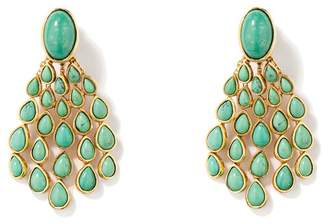 Aurelie Bidermann Cherokee Drop Earrings