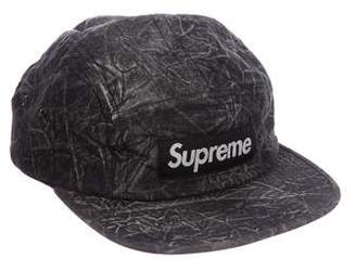 Supreme Printed Woven Five-Panel Hat