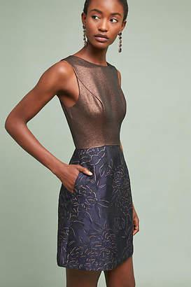 Hutch Lina Metallic Dress