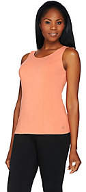 Linea by Louis Dell'Olio Leisure by Louis Dell'Olio Solid KnitTank Top