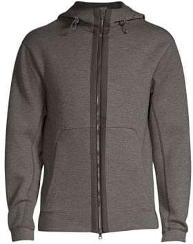 J. Lindeberg Active Athletic Zipper Hoodie