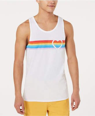 American Rag Men Pride Heart Tank