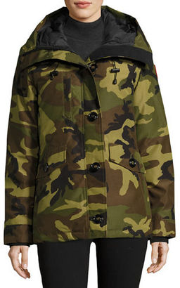 Canada Goose Rideau Hooded Parka $700 thestylecure.com