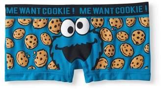 Sesame Street Cookie Seamless Boyshort