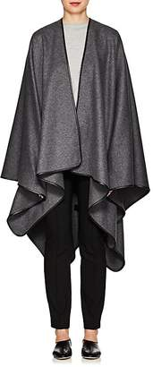 The Row Women's Shane Wool Bouclé Cape