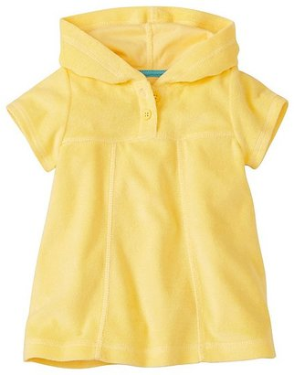 Baby Sunsoft Terry Hooded Cover-up $39 thestylecure.com