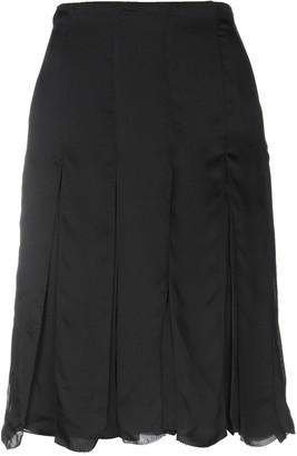 Ralph Lauren Black Label Knee length skirts