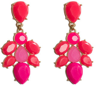 Oasis Neon Statement Earrings
