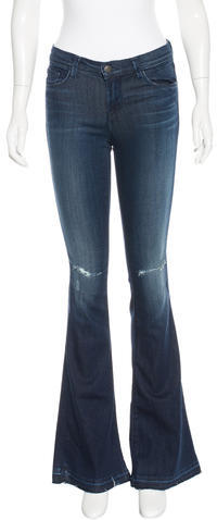 J Brand J Brand Riot Flare Jeans w/ Tags