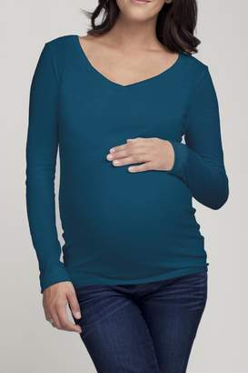 Ingrid & Isabel Maternity Shirt