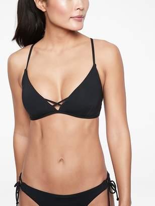 Athleta Tie Back Triangle Bikini