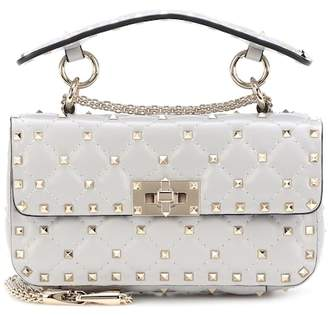 Valentino Rockstud Spike Small leather shoulder bag