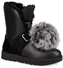 UGG Isley Waterproof Leather Boots
