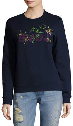 Eight Dreams Love Fleece Sweater