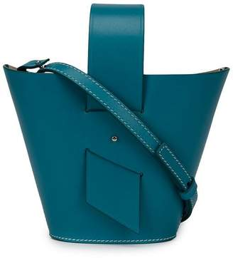 Carolina Santo Domingo Amphora bucket bag