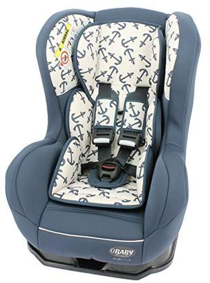 O Baby Obaby Group 0-1 Combination Car Seat (Little Sailor)