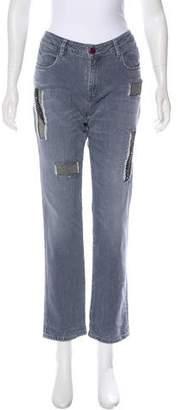 Brockenbow Boyfriend Charlotte Mid-Rise Jeans