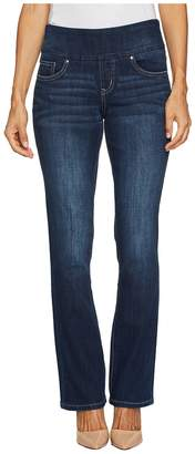 Jag Jeans Petite Petite Paley Pull-On Boot Surrel Denim in Meteor Wash Women's Jeans