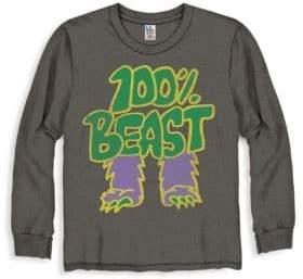 Junk Food Clothing Boy's Beast Cotton Tee