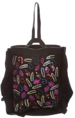 Loeffler Randall 2017 Embellished Handle Bag w/ Tags