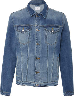 Frame L'Homme Faded Jean Jacket
