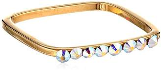 Chamak by Priya Kakkar Square with Swarovski Crystals Ring