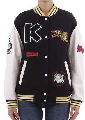 Kenzo Jacket Varsity Embroidered