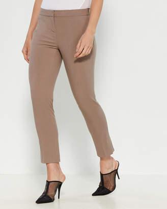 Amanda & Chelsea Amanda + Chelsea Stretch Contemporary Fit Straight Leg Pants