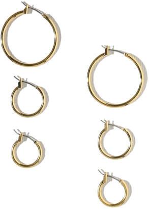 Vanessa Mooney The Mirage Hoop Earring Set