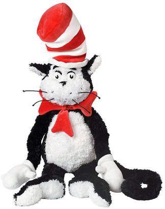 Dr. Seuss Manhattan Toy The Cat In The Hat 27 Inch Soft Plush Toy